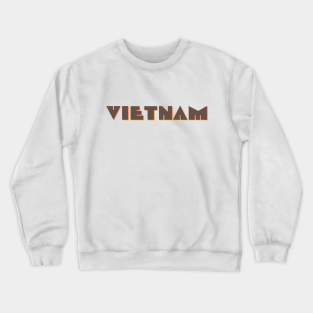 United States Army Air Assault Vietnam Veteran Mens Long Sleeve Crew Neck Pullover