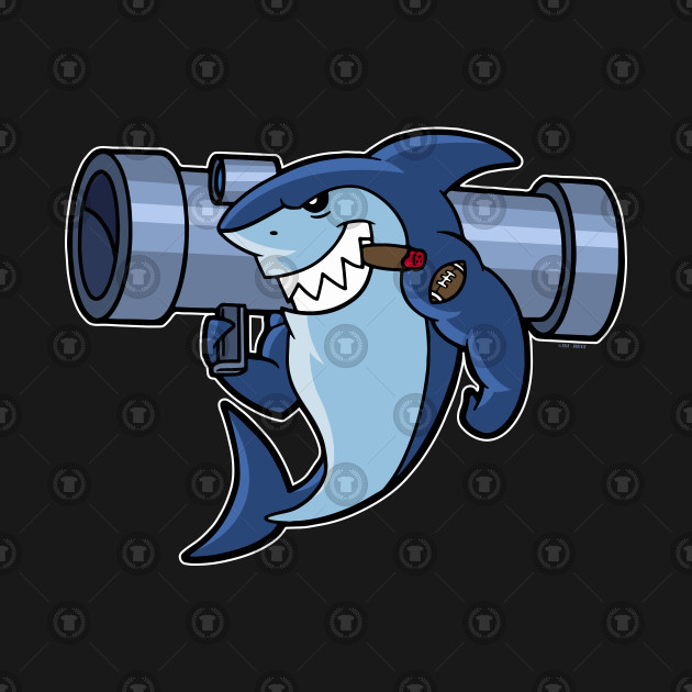 Bazooka Sharks (Clean)