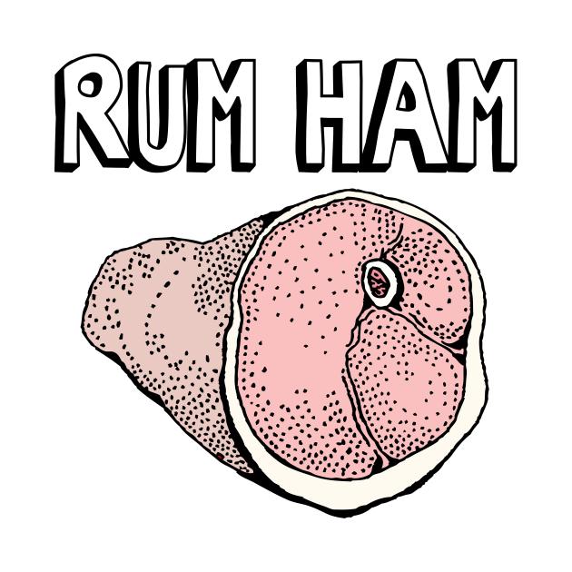 Rum Ham