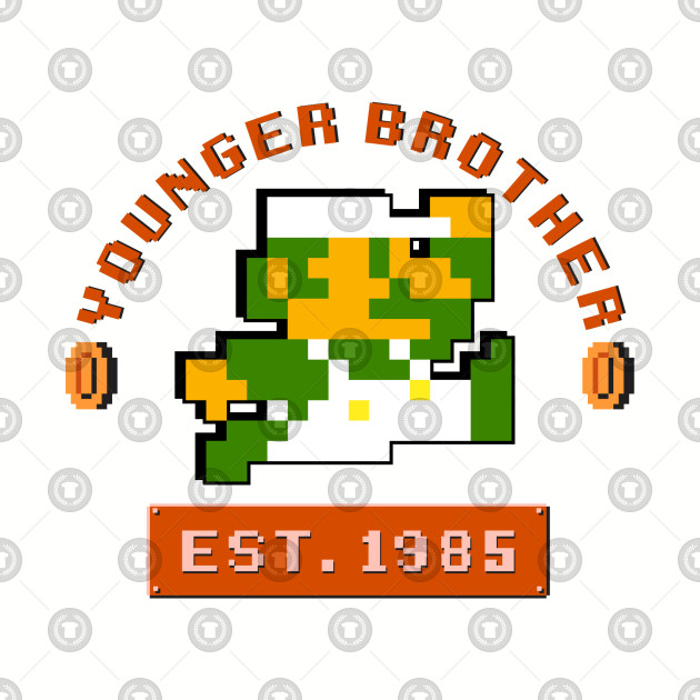 Luigi Younger Brother