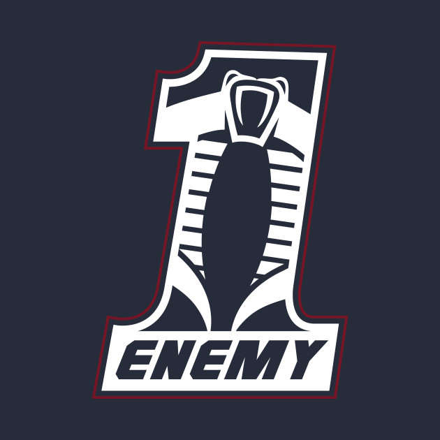 Number 1 Enemy T-Shirt