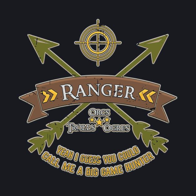 D&D Tee - Ranger