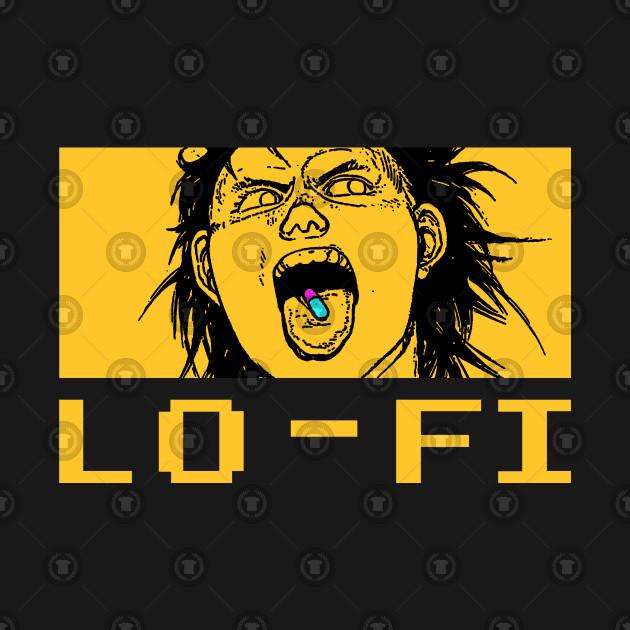 Lofi Hip Hop Pill