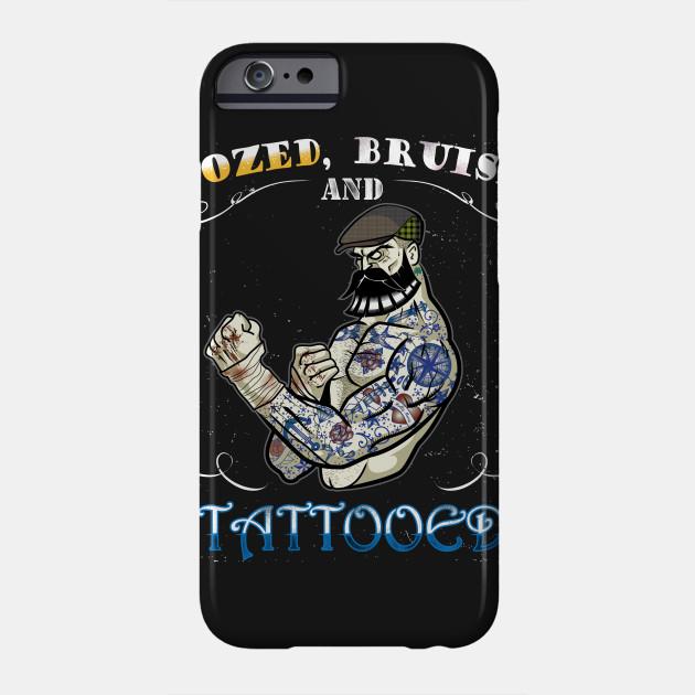 Boozed, Bruised, and Tattooed