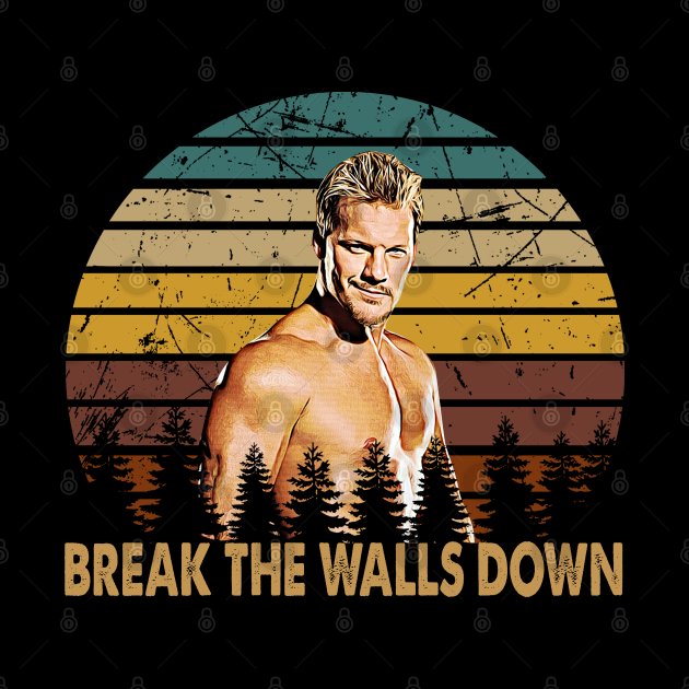Vintage Chris Jericho - Break The Walls Down
