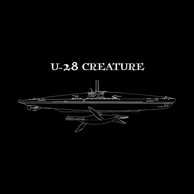 The U-28 Creature - Text