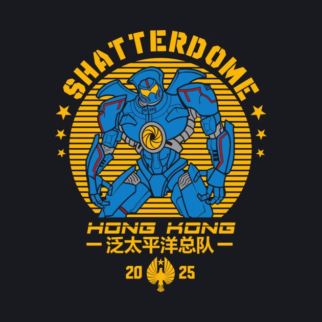 Shatterdome - Hong KONG