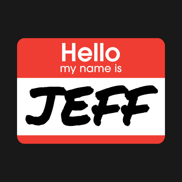 My Name Is Jeff - 21 Jump Street