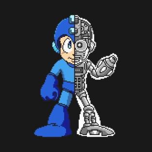 Megaman T-Shirts   TeePublic