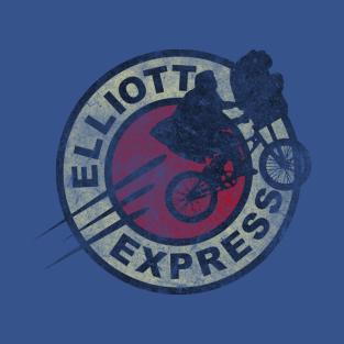 Elliott Express t-shirts
