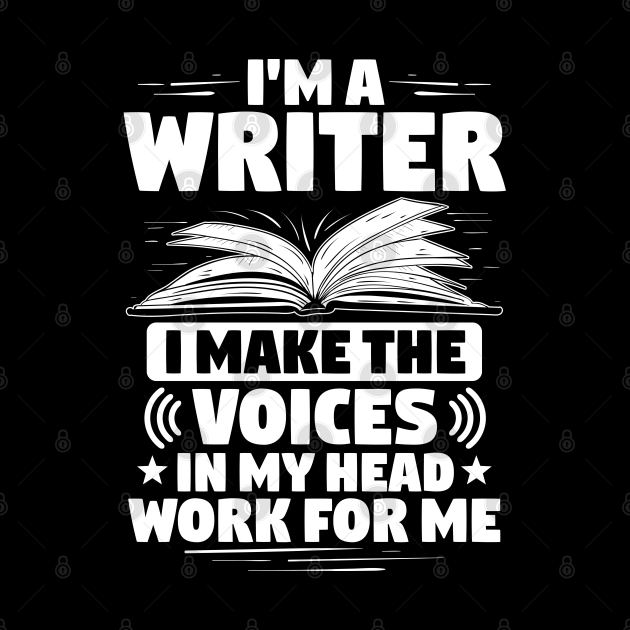 Author Writer Writing Authorship Storyteller Gift