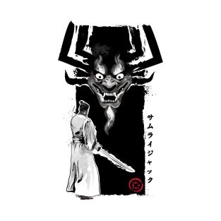 Return of the Samurai t-shirts