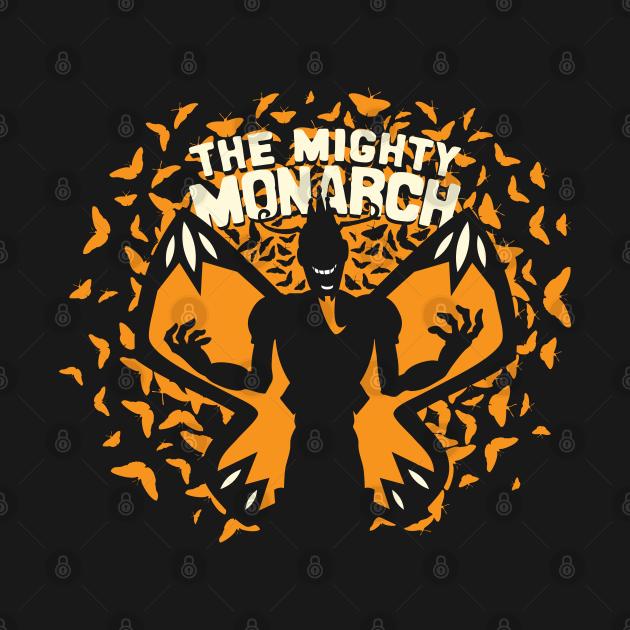 The Mighty Monarch - Venture Bros Team Monarch