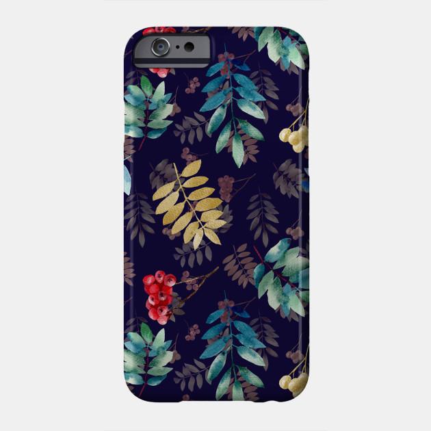 Rowanberries Fall iphone 11 case
