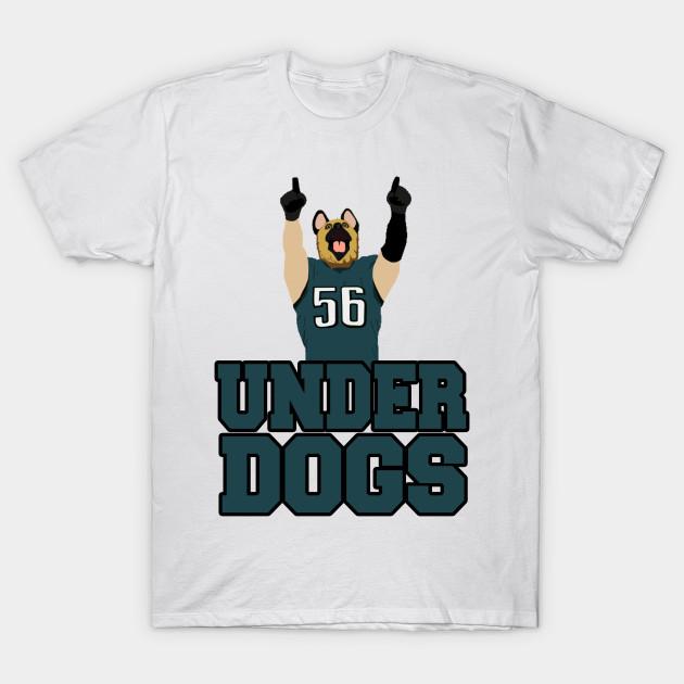 4a6bce27b Underdogs - Eagles - T-Shirt