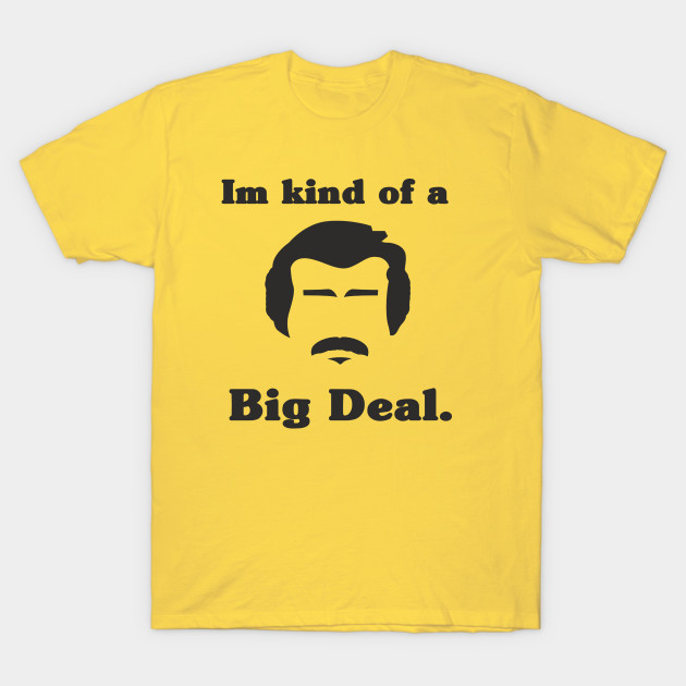 Men/'s Anchorman 2 The Legend Continues Short Sleeve Say What T-Shirt