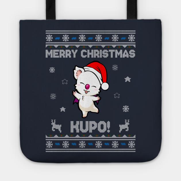 Moogle Merry Christmas Kupo!
