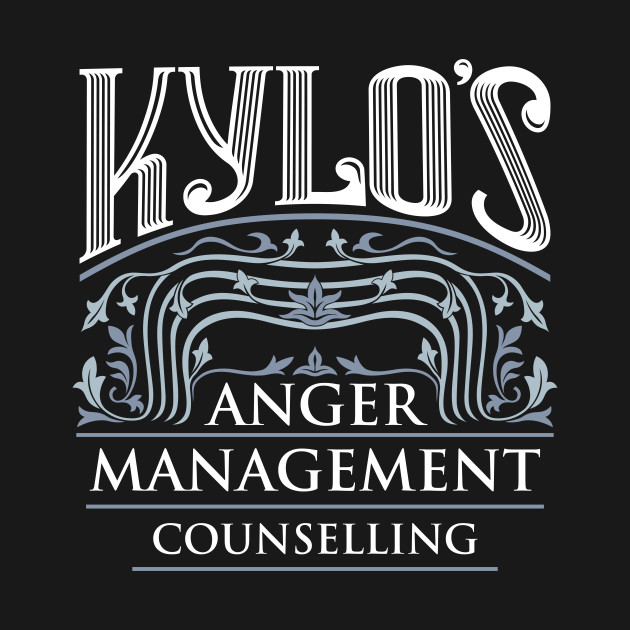 Kylo's Anger Management