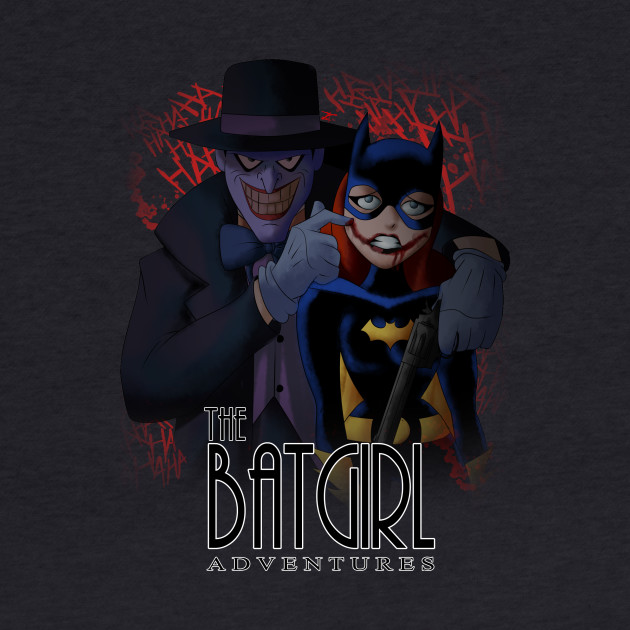 ANIMATED SERIES BATGIRL COVER VARIANT#41 Ver2