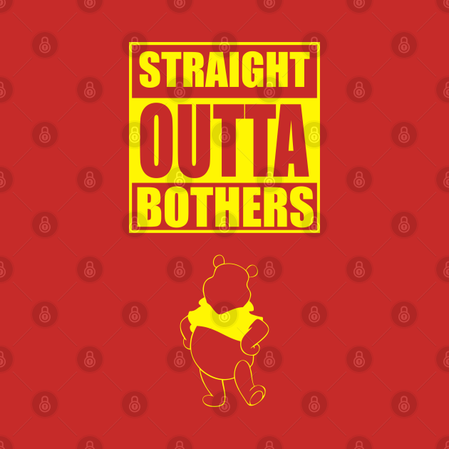 Straight outta bothers