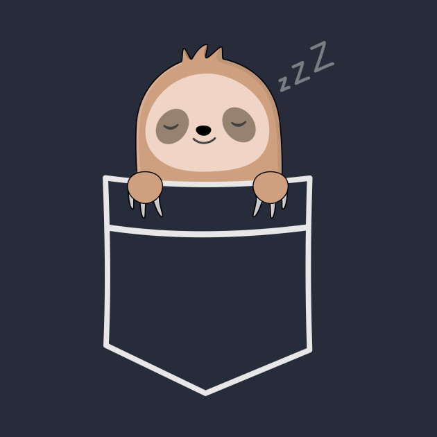 It's just a graphic of Stupendous Sloth Drawing Cute