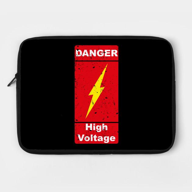Danger - High Voltage - Caution Dangerous