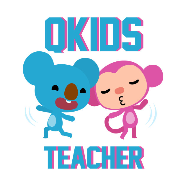 Characters from the Qkids webstie