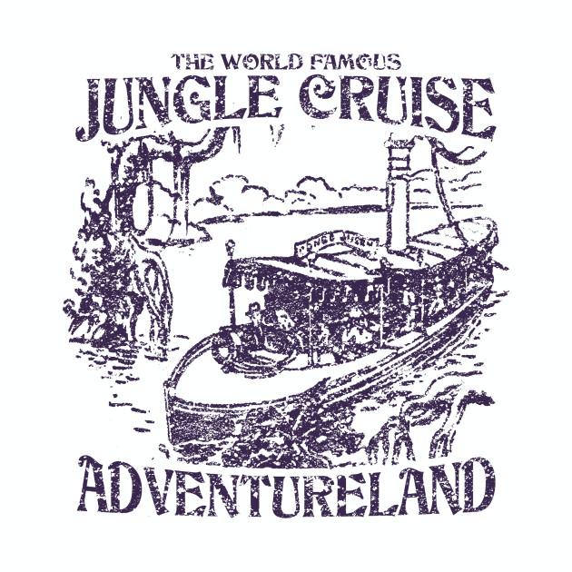 World Famous Jungle Cruise