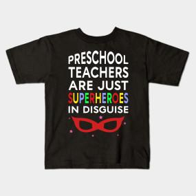 Preschool Teacher Gift - Preschool Teacher - T-Shirt | TeePublic