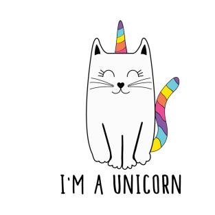 1f963d0d Unicorn Cat T-Shirts | TeePublic
