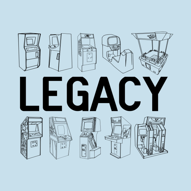 A Legacy Of Arcade Games - Atari