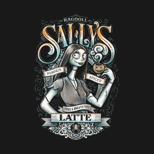 Sally's Pumpkin Spiced Latte