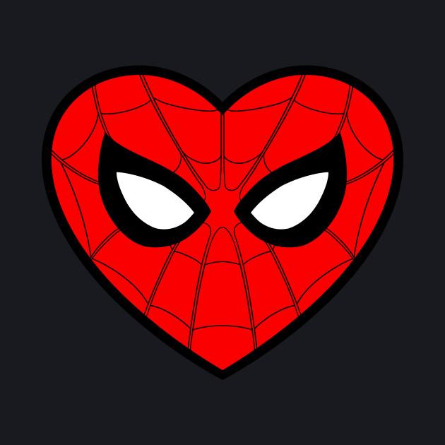 Spiderman Heart