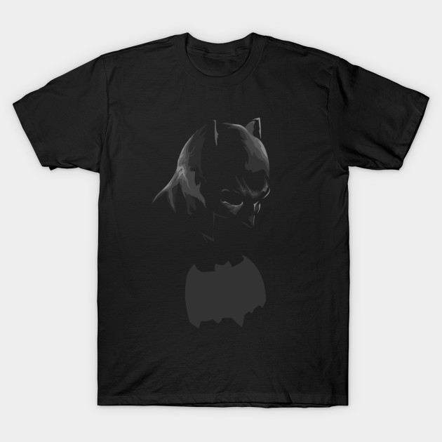610587d398117 Batman Shadow - Batman - T-Shirt   TeePublic