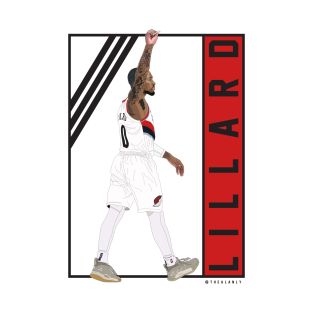 watch d4f91 c2429 Lillard Gifts and Merchandise | TeePublic