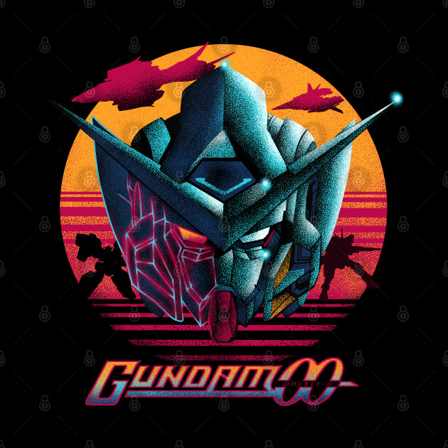 Gundam Exia OO T Shirt