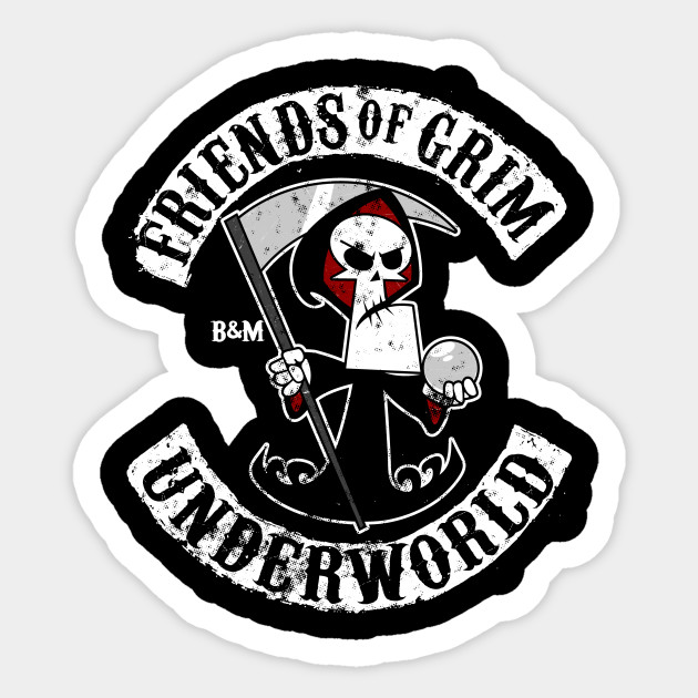 Samcro sticker