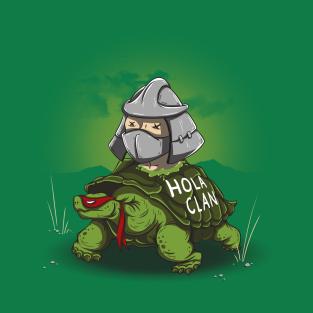 Hola Clan t-shirts