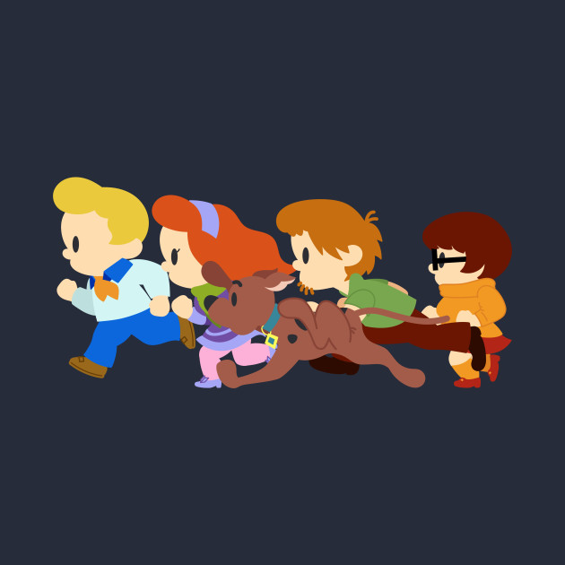 Mystery Inc. Crossing