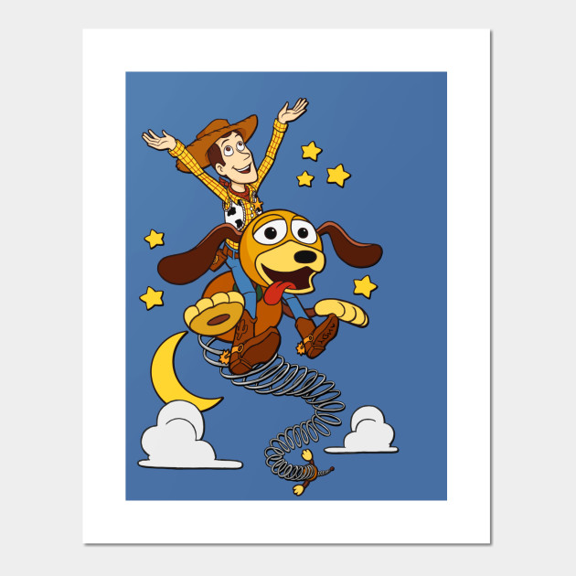 The Neverending Toy Story - Toy Story - Posters and Art Prints ...