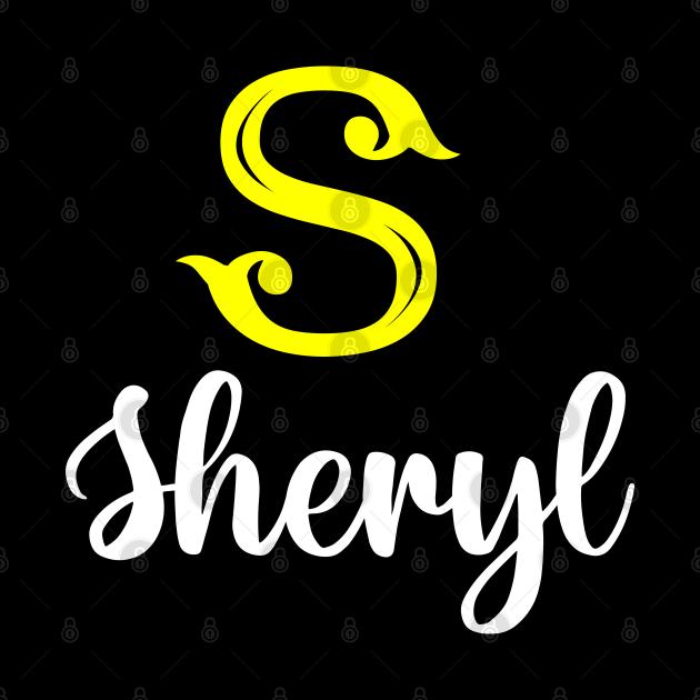 I'm A Sheryl ,Sheryl Surname, Sheryl Second Name