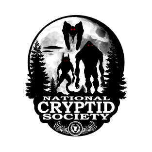 T-Shirts by National Cryptid Society - TeePublic Store