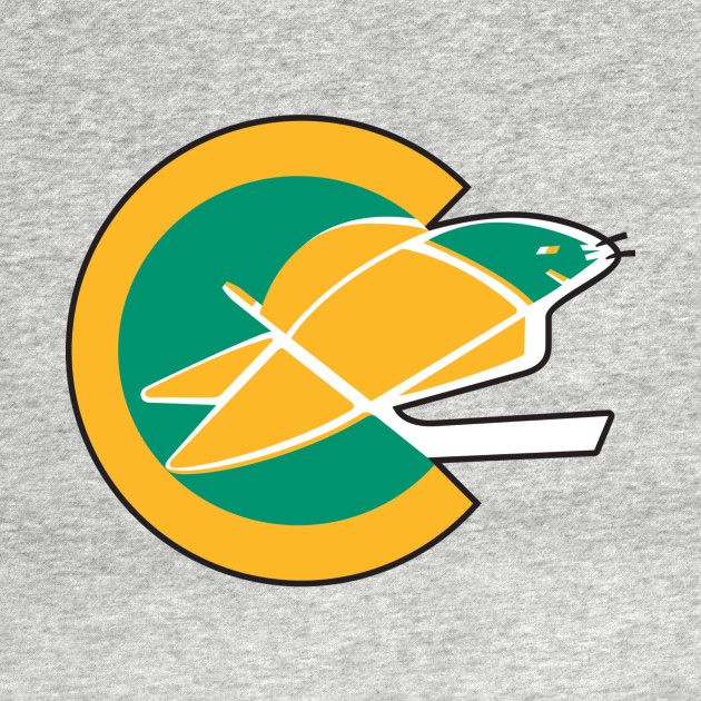 California Golden Seals Logo (Defunct)
