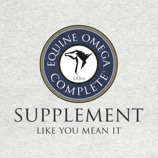 Supplement Like You Mean It