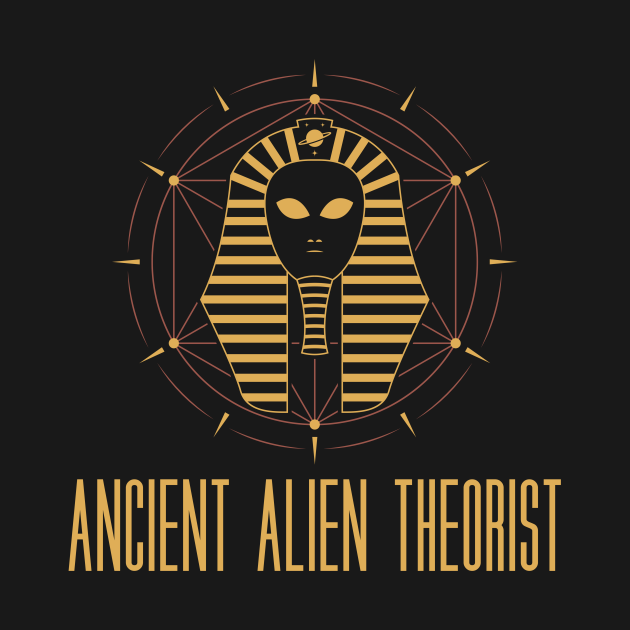 Ancient Alien Theorist