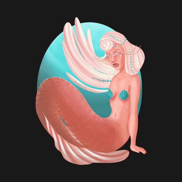 Pearl Mermaid