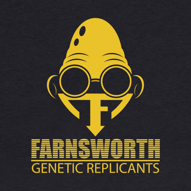 Farnsworth Genetic Replicants