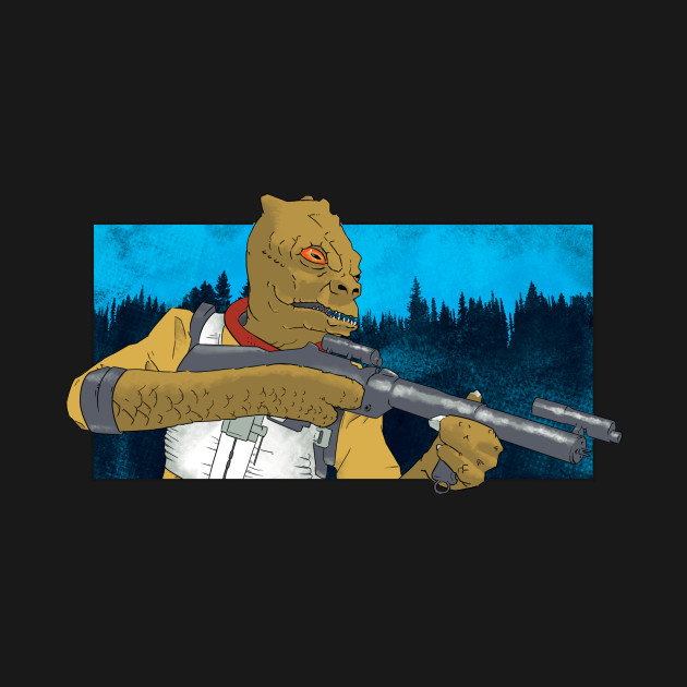 Bossk - No Text & Background
