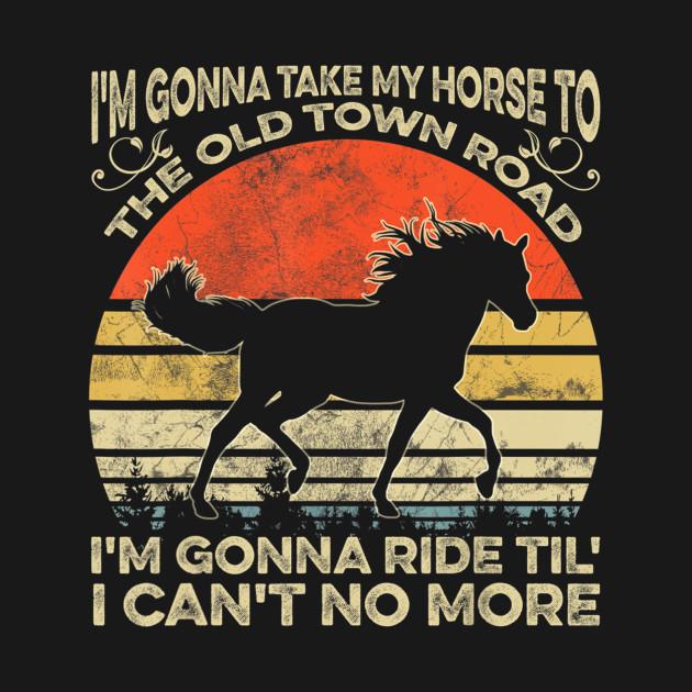 take my horse