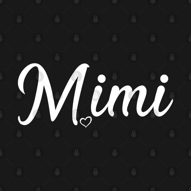 mimi funny mothers and grandparents day gifts